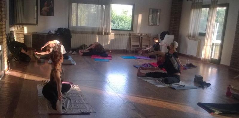 La Via dello Stato di Yoga
