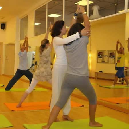 Corso di Formazione per Istruttori Yoga Roma