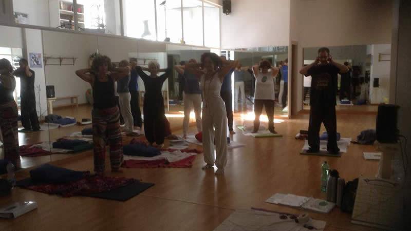 Corso di Formazione per Istruttori Spanda Yoga Roma Galleria-1