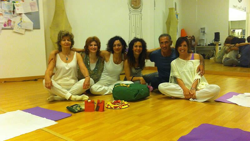 Corso di Formazione per Istruttori Spanda Yoga Roma Galleria-16
