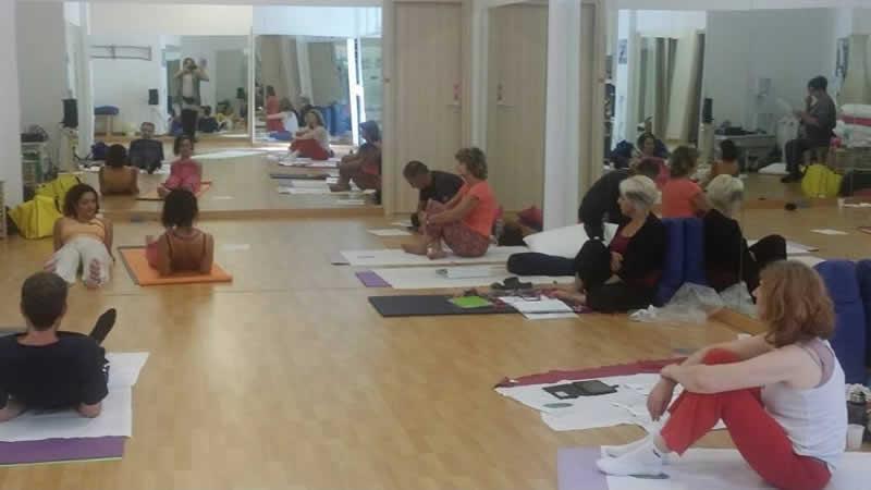 Corso di Formazione per Istruttori Spanda Yoga Roma Galleria-2
