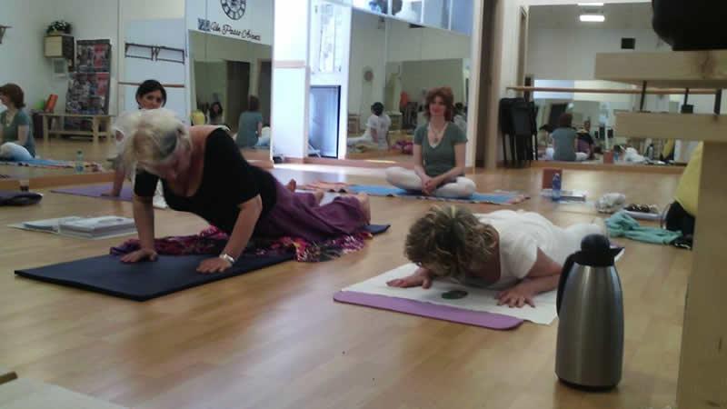 Corso di Formazione per Istruttori Spanda Yoga Roma Galleria-3