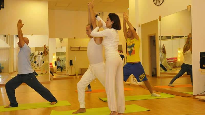 Corso di Formazione per Istruttori Spanda Yoga Roma Galleria-4