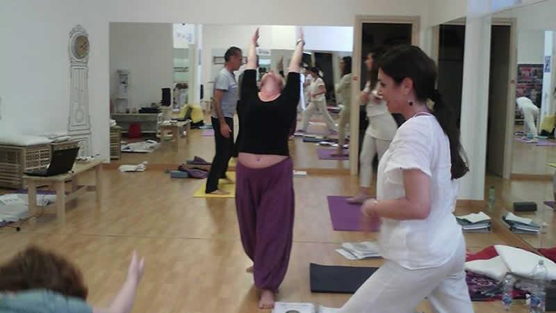 Corso di Formazione per Istruttori Spanda Yoga Roma Galleria-5
