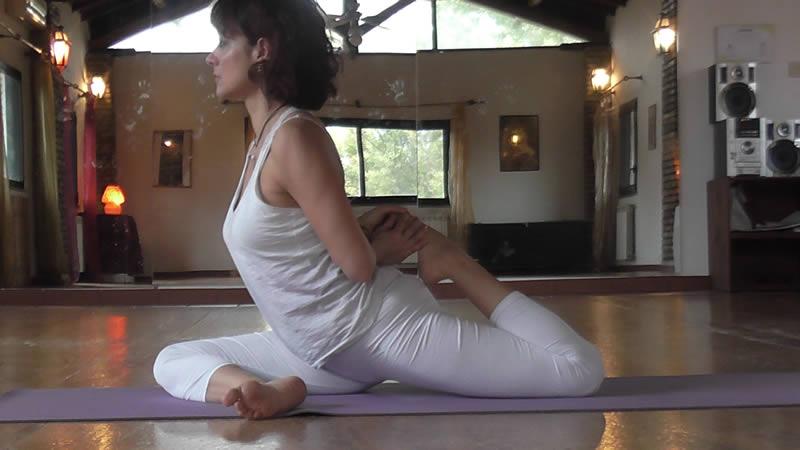 Yoga Asana e Vritti Lo Spanda Yoga