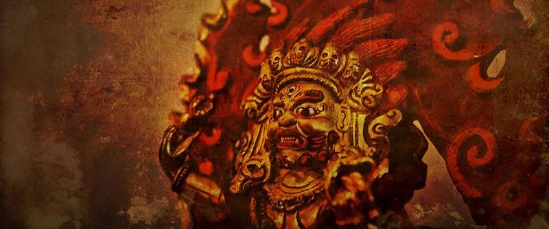 Tantra Shivaismo Kashmiro. Bhairava il Terribile