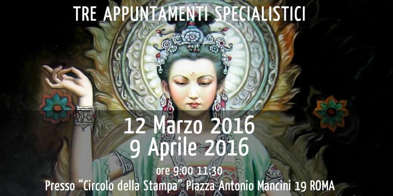 Tre Appuntamenti Specialistici di Spanda Yoga. 12 Marzo 9 Aprile 2016