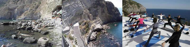 Spanda Yoga Mare Terme A Ischia