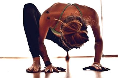 La Tecnica non Tecnica della Pratica Yoga Posizione