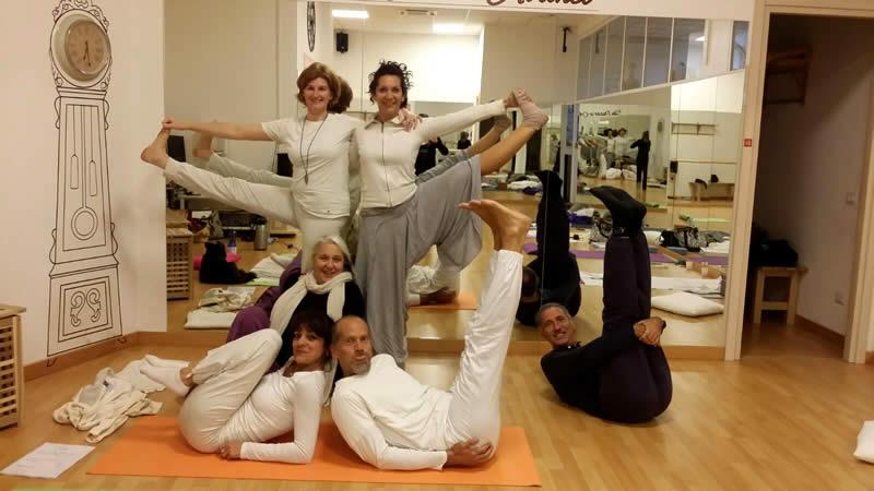 Corso Formazioni Istruttori Spanda Yoga Esami Biennio 2014-2016 Galleria 18