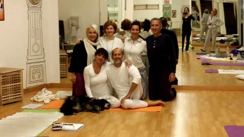 Corso Formazioni Istruttori Spanda Yoga Esami Biennio 2014-2016 Galleria 19