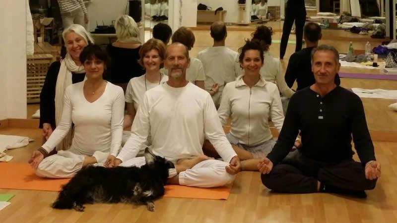 Corso Formazioni Istruttori Spanda Yoga Esami Biennio 2014-2016 Galleria 20