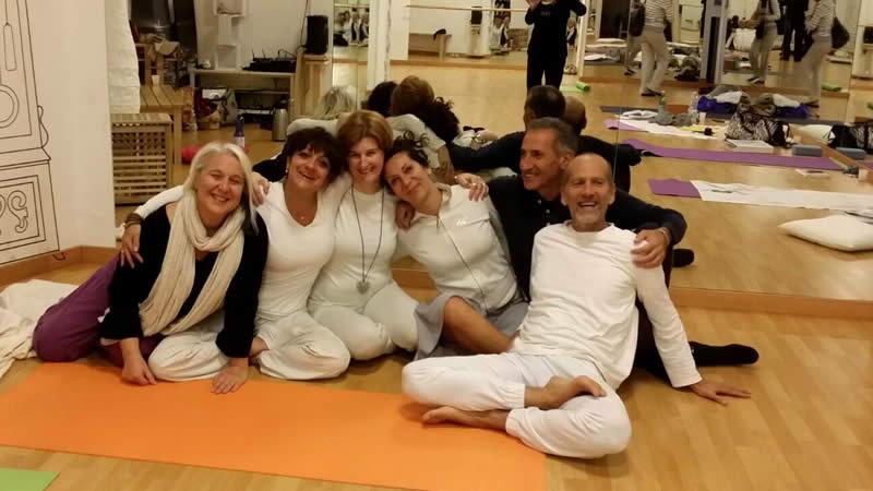 Corso Formazioni Istruttori Spanda Yoga Esami Biennio 2014-2016 Galleria 21