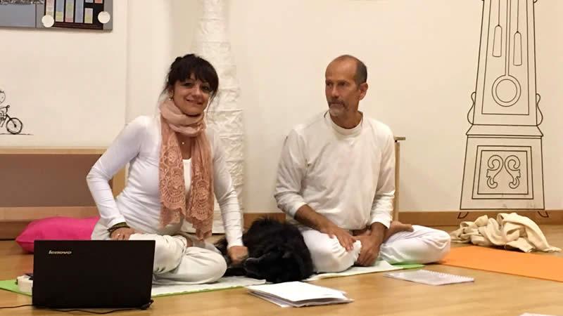 Corso Formazioni Istruttori Spanda Yoga Esami Biennio 2014-2016 Galleria 22