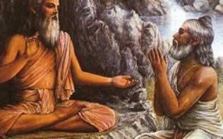 Upanishad - Sedere Vicino a un Guru