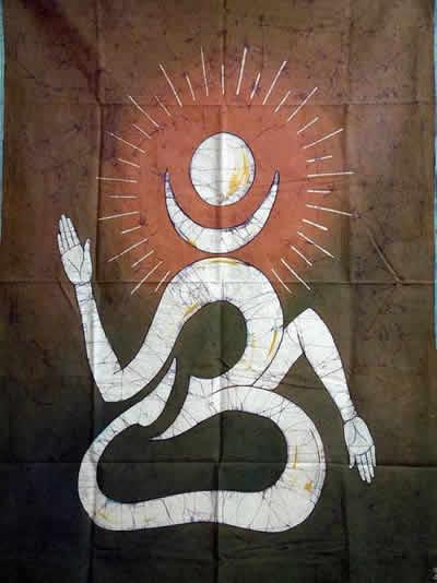 Yoga Riconoscimento del Gioco Legame con Dio Gioia