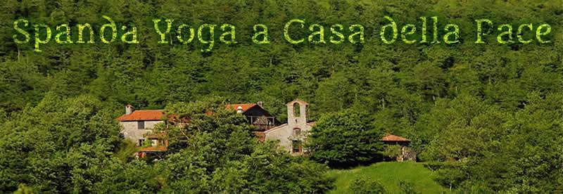 Spanda Yoga a Casa della Pace