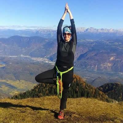 Spanda Yoga al Parco Sonia Teresi