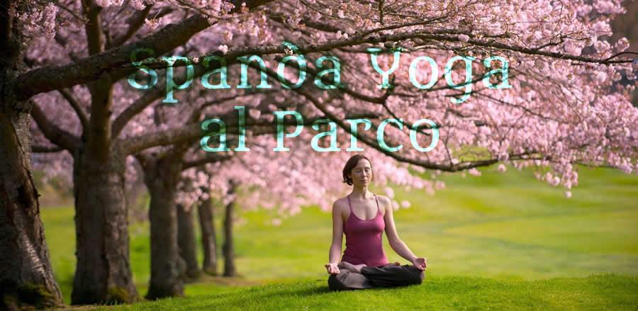 Spanda Yoga al Parco