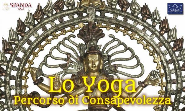 Conferenza Gratuita  Lo Yoga Percorso di Consapevolezza