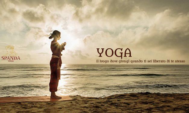 Yoga Il Luogo Dove Giungi Quando Ti Sei Liberato di Te Stesso