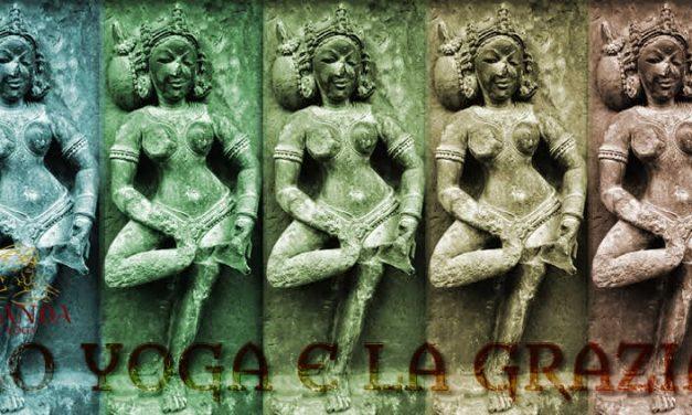 Lo Yoga e La Grazia – Conferenza di Silvia Mileto