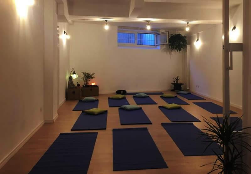 Scuola Spanda Yoga Roma Talenti - SALA
