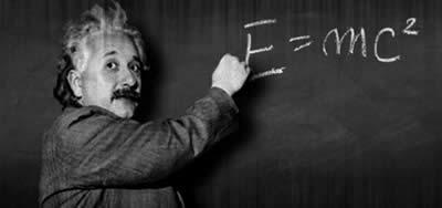 Einstein - E=mc2