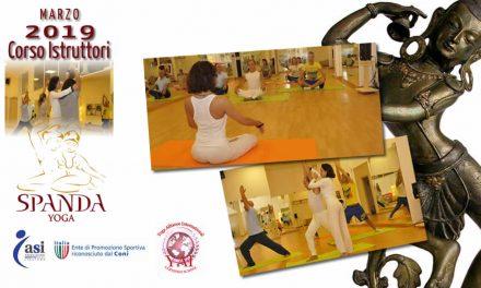 Corso di Formazione Istruttori Spanda Yoga 2019
